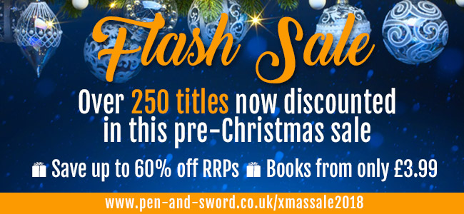 Pre Christmas flash sale