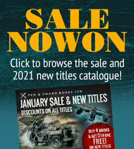 Sale Now On - Click to browse the sale and 2021 new titles catalogue!