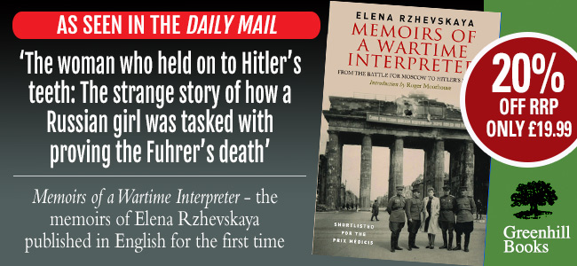 Memoirs of a Wartime Interpreter