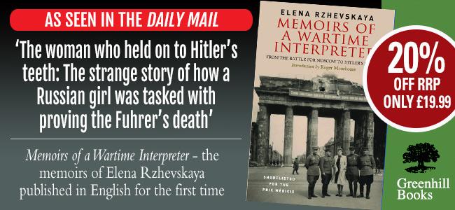 Memoirs of a Wartime Interpreter