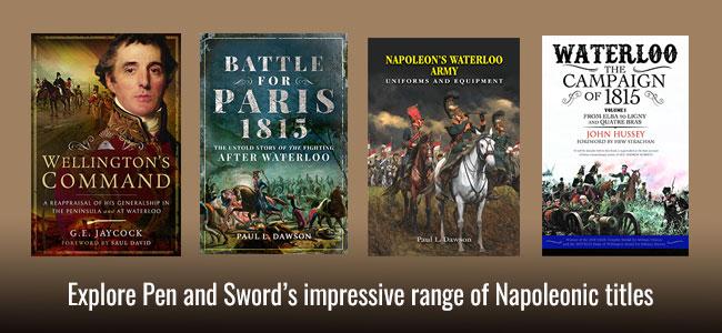 Napoleonic History titles