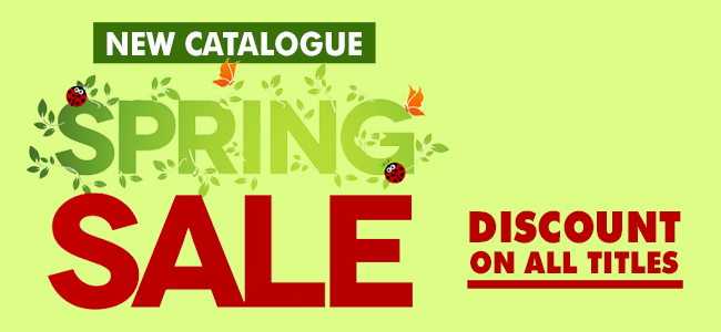 Spring Sale 2021 catalogue