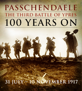 Passchendaele - The Third Battle Of Ypres - 100 Years On