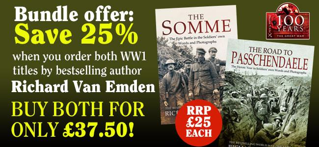 Van Emden Somme Passchendaele offer