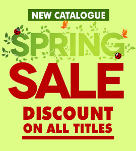 New catalogue - Spring sale - Discount on all titles