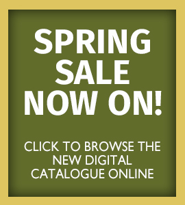 Spring Sale Now On! Click to browse the new digital catalogue online