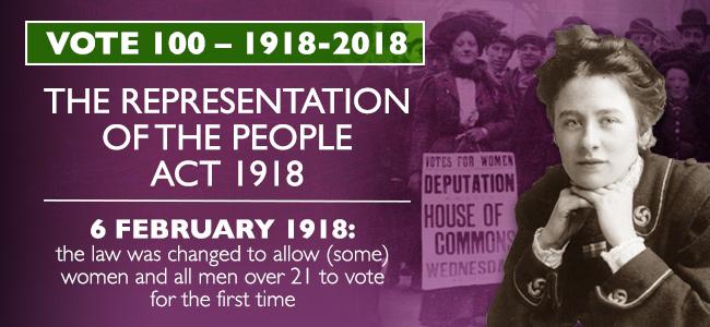 Vote 100 February 2018