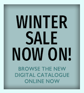 Winter Sale Now On! Browse the new digital catalogue online now