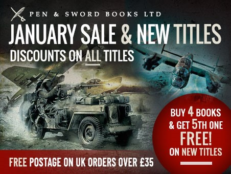 January Sale and New Titles