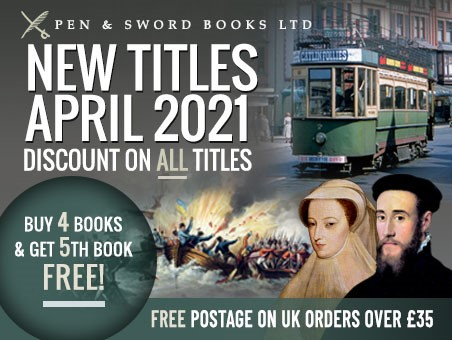 New Titles for April