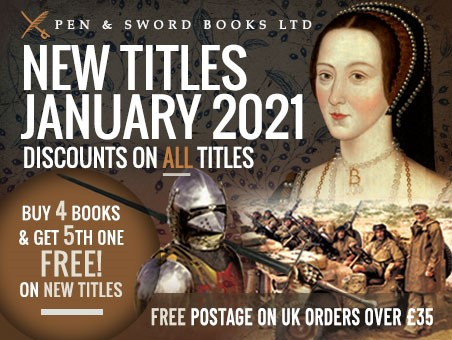 New Titles for January 2021