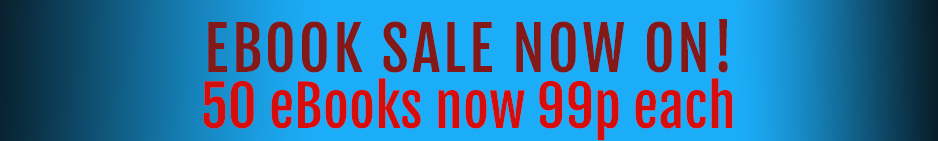 SALE 50 eBooks now only £1.99 each