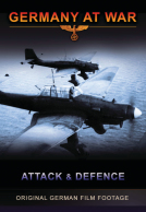 Germany At War - Attack and Defence DVD