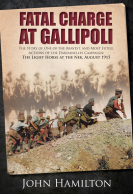 Fatal Charge at Gallipoli