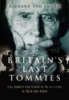 Author signed copies of Britain's Last Tommies