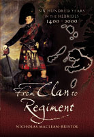 From Clan to Regiment- UK/EEC orders only