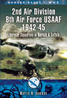 2nd Air Division 8th Air Force USAAF 1942-45