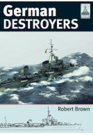 ShipCraft 25: German Destroyers