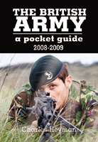 The British Army: A Pocket Guide 2008-2009