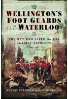 Wellington's Foot Guards at Waterloo