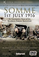 Somme, 1st July 1916 DVD (southern)