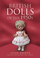 British Dolls of the 1950's
