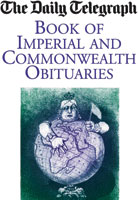 The Daily Telegraph Book of Imperial & Commonwealth Obituaries