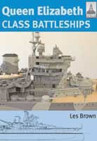 ShipCraft 15: Queen Elizabeth Class Battleships