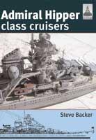 ShipCraft 16: Admiral Hipper Class Cruisers