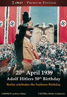 20th April 1939 - Adolf Hitler's 50th Birthday DVD