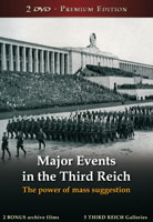 Major Events in the Third Reich DVD