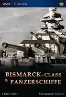 Bismarck-Class & Panzerschiffe DVD