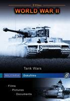 Germany At War - Tank Wars DVD