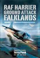 RAF Harrier Ground Attack - Falklands