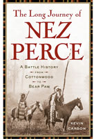 The Long Journey Of The Nez Perce
