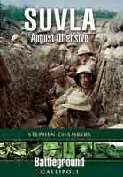 Suvla: August Offensive- Gallipoli