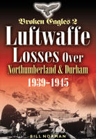 Luftwaffe Losses Over Northumberland and Durham