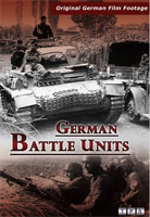 German Battle Units DVD