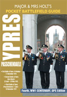 Major & Mrs Holt's Pocket Battlefield Guide to Ypres and Passchendaele