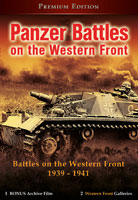 Panzer Battles on the Western Front