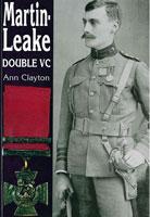 Martin Leake: Double VC