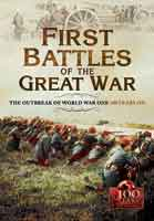 First Battles of the Great War - BOOKAZINE