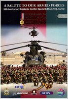A Salute & Tribute to Our Armed Forces Journal 2012