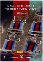 A Salute & Tribute to Our Armed Forces Journal 2013