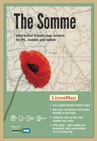 Interactive Trench Map Archive: The Somme