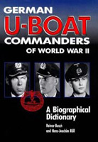 German U-Boat Commanders of World War II