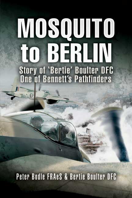 Mosquito to Berlin