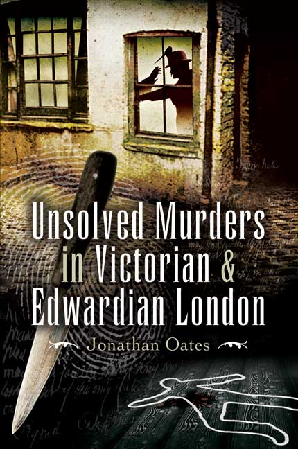 Unsolved Murders in Victorian & Edwardian London