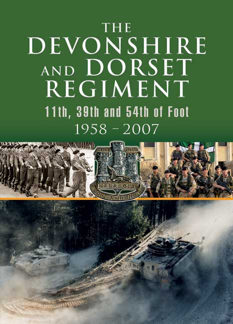 The Devonshire and Dorset Regiment