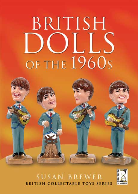 British Dolls of the 1960's